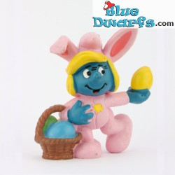 20497: Easter Smurfette in...