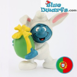 20496: Easter smurf with...