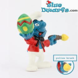 5.20512: Easter Smurf with...