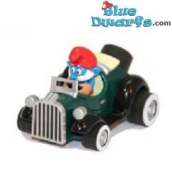 Papa Smurf *Pull back racer*