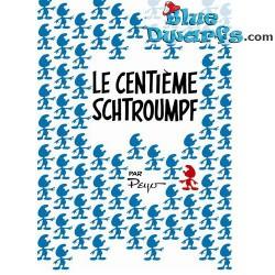 Poster 'Le Centième Schtroumpf' /Smurf number 100 (50 x 70 cm)