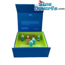 7x Promo Smurfs with luxury...