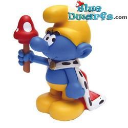 Plastoy king smurf (moneybox)