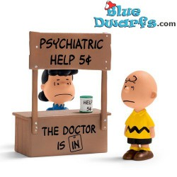 Psychiatric Booth Scenery Pack