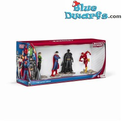 Justice Leauge playset