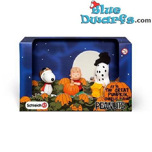 Halloween Scenery Pack (peanuts/ Snoopy)