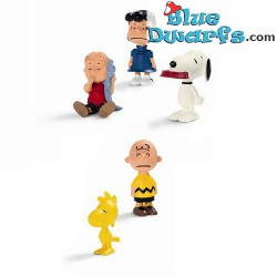 The Gang playset (peanuts/ Snoopy, 22045)
