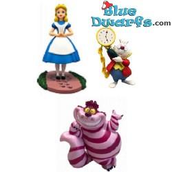 Alice in Wonderland playset...