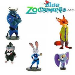 Figurenset Disney Zootopia/...