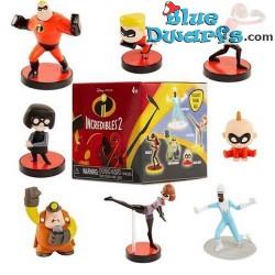 Incredibles Playset Disney...