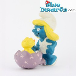 20489: Eastersmurfette with...