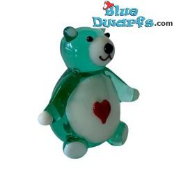 Glass figurine: Bear (+/-...