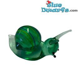 Glass figurine: Snail (+/-...