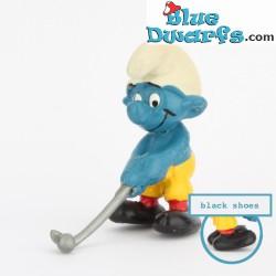 20055: Golfer Smurf (shoes:...