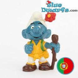 20041: Hiker Smurf *PORTUGAL*