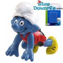 20441: Sprinter Smurf (21013 Smurf on Blister)