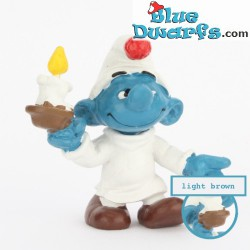 20060: Candle Smurf (light...