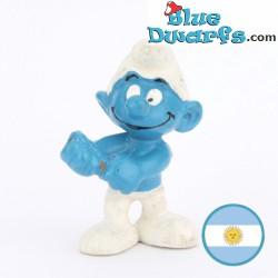 20101: Angler Smurf...