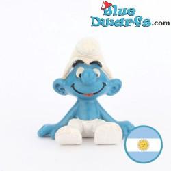 20026: Zittende Smurf...