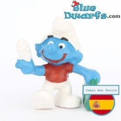 20054: First-Aid Smurf (CNT)