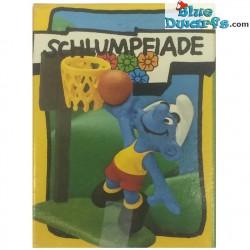 40512: Basketteur Schtroumpf (Super Schtroumpf/ / MIB)