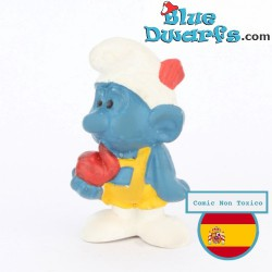 20081: Tyrolese smurf (CNT)