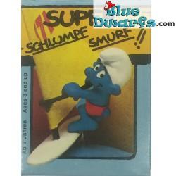 40215: Windsurfer Schlumpf (Super Schlumpf/ MIB)