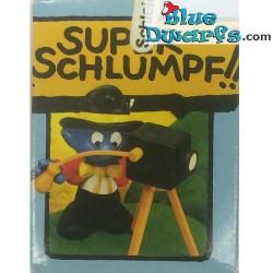 40217: Photographer Smurf (Supersmurf/ MIB)