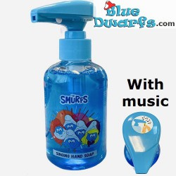 Smurf Handsoap with music...