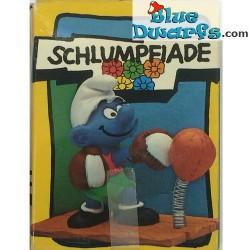 40508: Boxer Smurf (Supersmurf/ MIB)