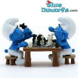 pixi: 2 Schlümpfe mit Schachbrett PREORDER