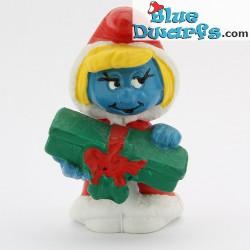 20153: Santa Smurfette