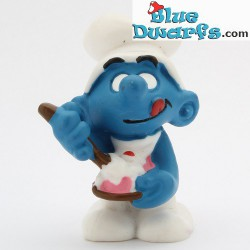20165: Greedy Smurf (cooking)