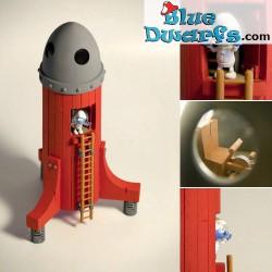 Fariboles Smurf Rocket (500 pieces)