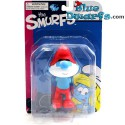 Papa smurf *Plastic* (Goldie Marketing, +/- 15 cm)