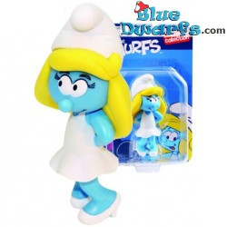 Smurfette *Plastic* (Goldie Marketing, +/- 15 cm)