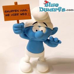 Fariboles SOS Smurf   'Smurfen haal me hier weg' (500 stuks/ 2013)