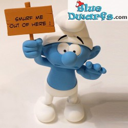 Fariboles SOS Smurf  'Smurf me out of here' (500 pieces/2013)