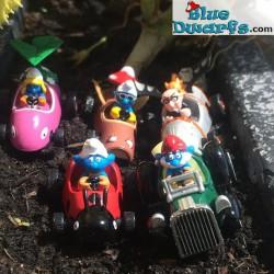 Vanity Smurf *Diecast racer*