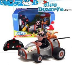 Gargamel (Afstand bestuurbare Smurfen voertuig,SMR015)