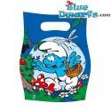 6 x party bags (+/- 23*16 cm)