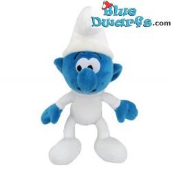 Smurf Plush: Baby smurf *sitting* (+/- 20 cm)
