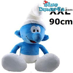 Smurf Plush: Smurf  (+/- 90 cm)