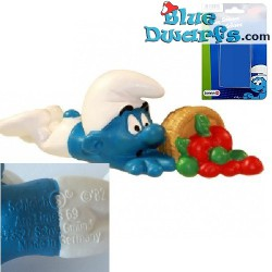 20161: Clumsy Smurf (21011 Smurf on Blister)