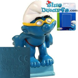 20440: Swimmer Smurf (21012 Smurf on Blister)
