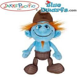 Smurf Plush: Hackus Smurf *Jakks Pacific* (+/- 20 cm)