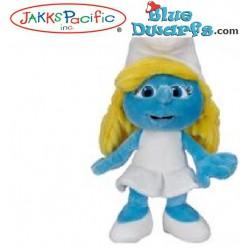 Smurf Plush: Smurfette *Jakks Pacific* (+/- 20 cm)