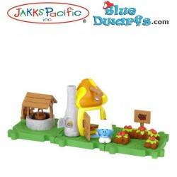 Chef smurf Starters set *Jakks Pacific*