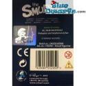 Plastic movable smurf  (+/- 30 cm)