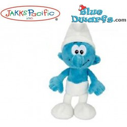 Smurfen knuffel: Smurf *Jakks Pacific/ beaniebag* (+/- 20 cm)